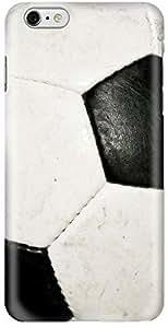 Stylizedd Apple iPhone 6Plus Premium Slim Snap case cover Gloss Finish - Football (Soccer Ball)