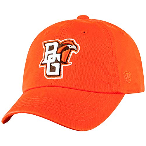 (Bowling Green Falcons Adult Adjustable Hat)