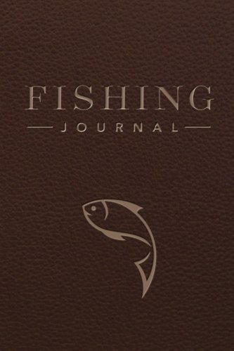 Fishing Journal: Classic (Volume 2)