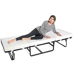 Amazon Com Milliard Folding Bed Ottoman Single Size With