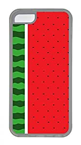 iPhone 5C Case TPU Customized Unique Print Design Watermelon iPhone 5C Cases by Maris's Diary