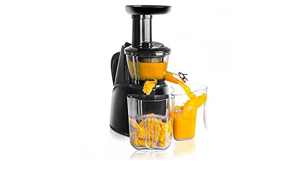 Licuadora Slow Juicer Essence de rotación lenta, 150 W: Amazon.es ...