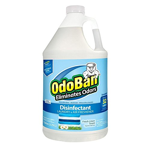 OdoBan Disinfectant Odor Eliminator and All Purpose Cleaner Concentrate, 5 Gal Scent Assortment by OdoBan (Image #13)