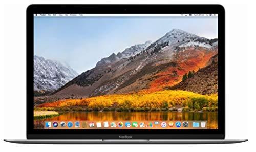 Apple MacBook 12in Retina 2017 (Newest Version) 256GB SSD / 8GB RAM - Space Gray (Renewed)