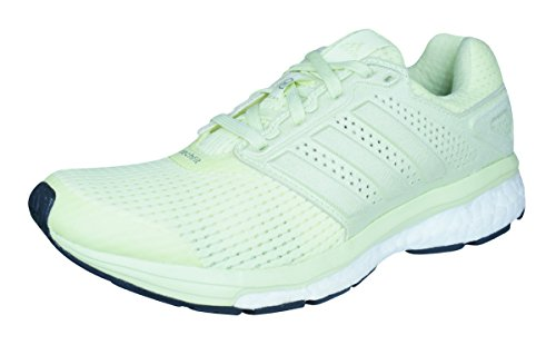 66ddb4c82b42d adidas Supernova Glide 7 Womens Running Sneakers Shoes-Yellow-5.5