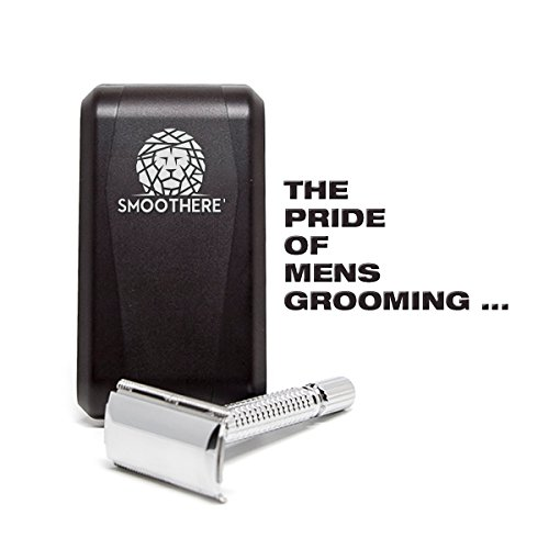 double edge safety razor beard primp. Black Bedroom Furniture Sets. Home Design Ideas