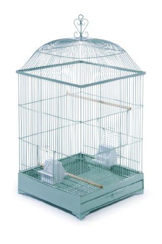 Prevue Pet Products 880GRN Jefferson Cockatiel Cage, Green, My Pet Supplies