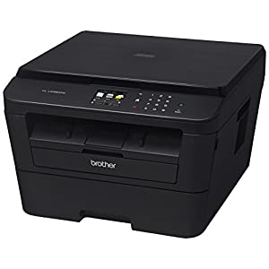 Brother HL-L2380DW Wireless Monochrome Laser Printer, Amazon Dash Replenishment Ready