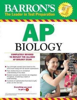 Deborah T. Goldberg: Barron's AP Biology, 5th Edition (Paperback - Revised Ed.); 2015 Edition (Ap Biology Barrons 5th)