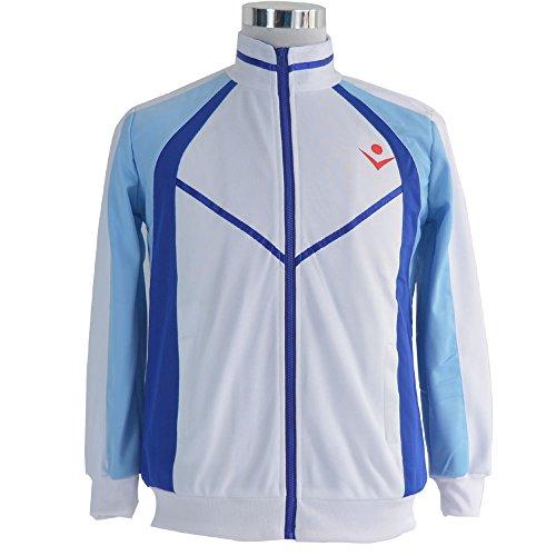 Free! Iwatobi Swim Club Haruka Nanase High School Uniform size XLarge
