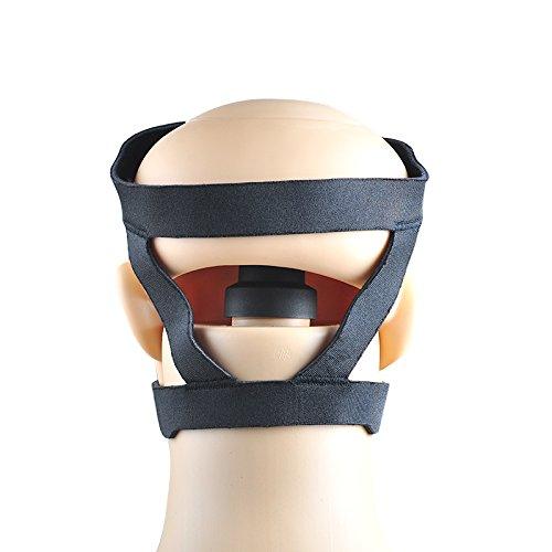 funwill cascos ajuste de repuesto para CPAP Respironics Comfort Gel Máscara nasal banda para la cabeza: Amazon.es: Bricolaje y herramientas