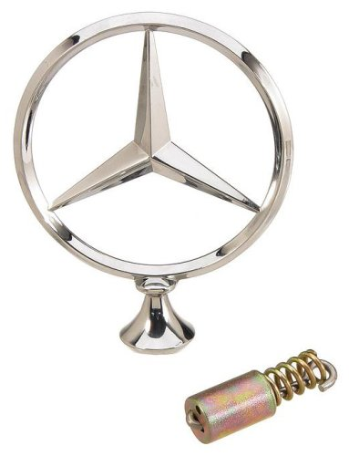 OES Genuine Mercedes-Benz Hood Star Emblem Kit