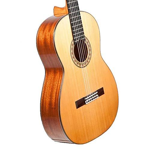 prude ncio Sáez Modelo G3 4/4 Guitarra de concierto España: Amazon ...