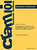 Studyguide for Introductory and Intermediate Algebra for College Students by Blitzer, Robert F., Cram101 Textbook Reviews, 1478478799