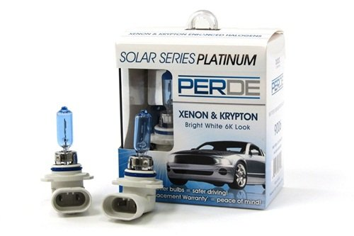 04-12 Subaru Impreza WRX PERDE Xenon 9005 Headlight High Beam Light Bulbs Diamond White 6000K
