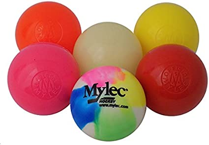 6 Pack Mylec Variety Balls