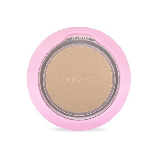FOREO UFO Smart Mask Treatment Device  Pearl Pink  Face Mask in Just 90 Seconds  Facial Mask Treatment with Thermo/Cryo/LED Light Therapy and Sonic Pulsation, Dedicated Smartphone App