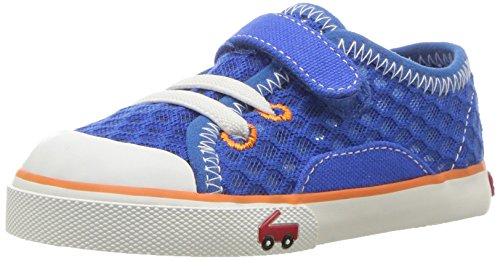 See Kai Run Boys Saylor Sneaker  Blue  12 M Us Little Kid
