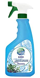 Green Land Limpiador para Baño, color Azul, 700 ml