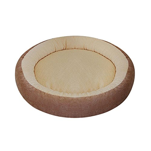 Casablanca-Round-Solid-Dog-Beds-Pet-Round-Bed-For-Cats-Dogs-Bite-resistant