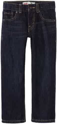 Levi's Boys' 505 Regular Fit Jeans
