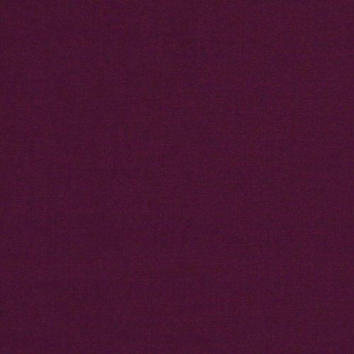 Kona Cotton Berry Fabric By The Yard (Kona Cotton Broadcloth)