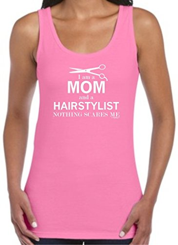 Hairstylist Nothing Juniors Tank Top