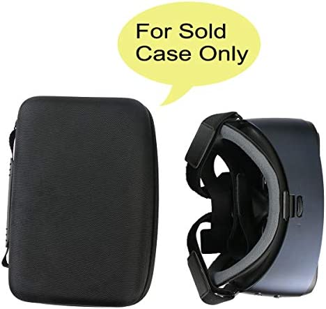co2crea Hard Travel Case for Samsung Gear VR Controller 2017/2018 SM-R325 Virtual Reality Headset 41CAijh7JGL