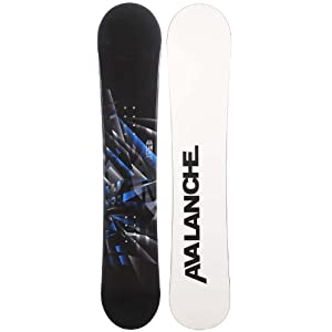 Avalanche Source Snowboard 155 Mens