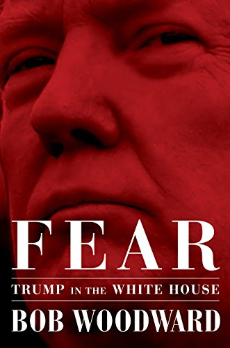 Book Cover: Fear: Trump in the White House