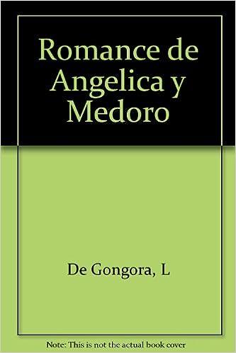 Romance de Angelica y Medoro.