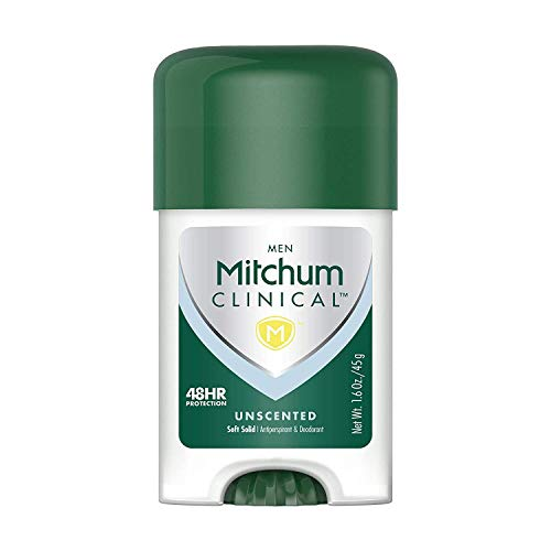 Mitchum Clinical Unscented 48 Hr Anti Perspirant