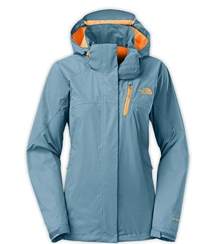 THE NORTH FACE WOMEN'S CONDOR TRICLIMATE JACKET, Cool Blue, (Condor Triclimate Jacket)