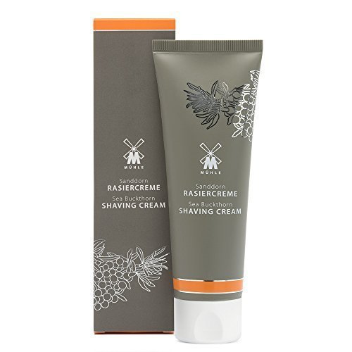 Muhle Sea Buckthorn Shaving Cream For Normal and Dry Skin 75ml Tube