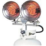 Protemp Dual Burner Propane Tank Top Heater 18000 Btu