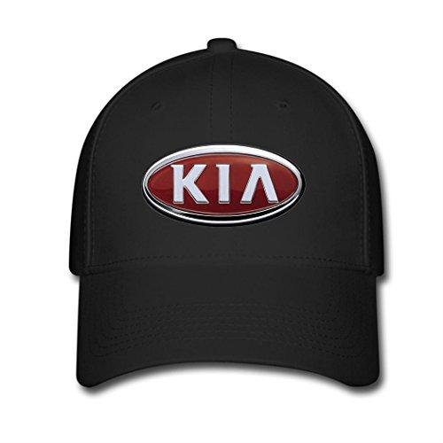 hoiuk-kia-new-logo-nice-baseball-caps-for-everyone-black-caps