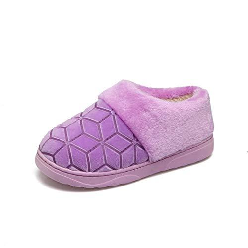 Chaussons Plage Sandales D'été Violet Bling Chaussures De Tongs Femmes Mode Plates Femme Flats Hiver x0C4qZw