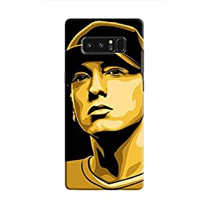 Cover It Up - Eminem Renegade Galaxy Note 8 Hard Case
