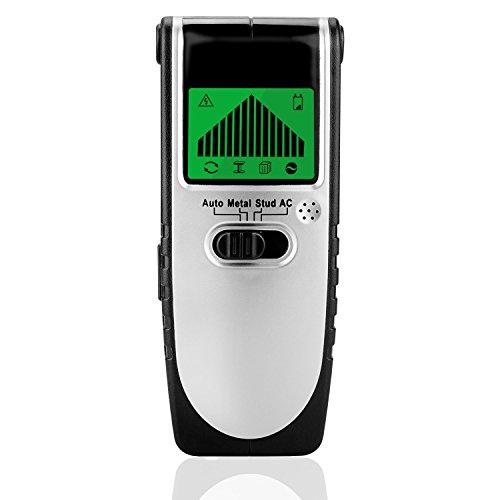 Stud Finder 3 IN 1, AC Wire/Wood/Metal Stud Sensor Multifunction Edge Finding Wall Scanner Stud detector