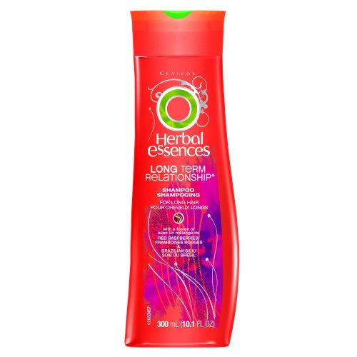 Herbal Essences Long Term Relationship Hair Shampoo For Long Hair 10.17 Fl Oz (Essences Term Long Herbal)