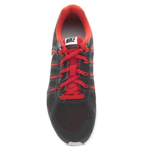 Nike Air Max Dynasty (Gs), Zapatillas de Running para Niños negro / rojo