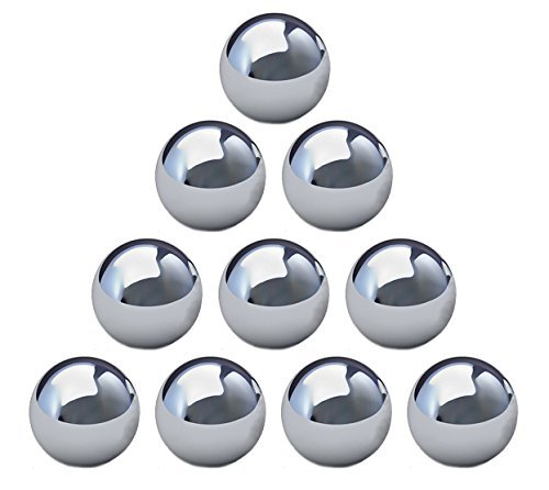 (Four Brothers Spacerail Replacement Steel Balls (Pack of 10))