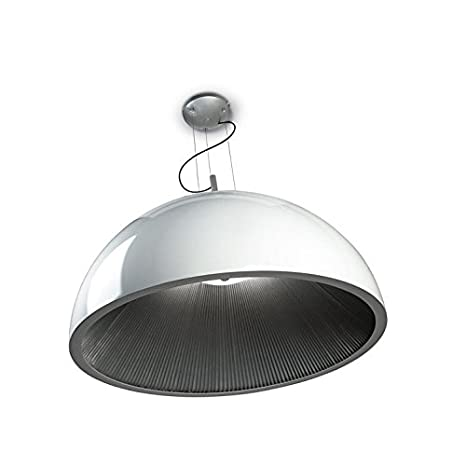 Leds C4 lámpara de techo para interiores paraguas, plateado ...