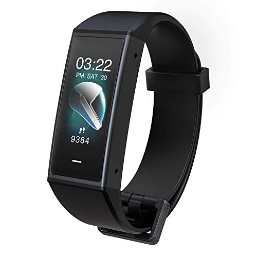 Wyze Band Activity Tracker with Alexa Built-in, Smart Watch Fitness Tracker, Heart Rate Monitor, Step Counter Sleep Monitor,