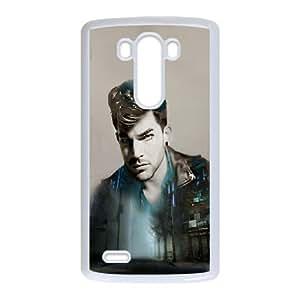 Personalized Creative Adam Lambert For LG G3 LOSQ162049