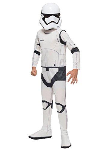 (Star Wars: The Force Awakens Child's Stormtrooper Costume, Medium)