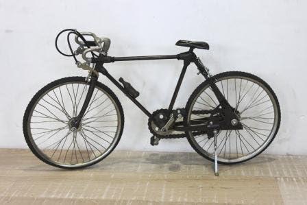 Keyhomestore Bicicleta Decorativa Corsa de Metal Vintage Ideal ...
