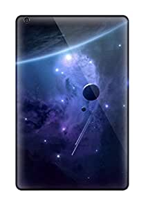 Special Design Back Planet With Moon Phone Case Cover For Ipad Mini/mini 2