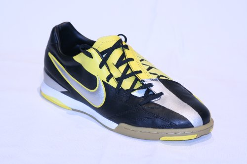 Yellow Shoot Yellow NIKE Black Shoe IV IC White Black Soccer Men's T90 wWg6FH