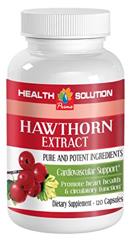 Garlic pills - HAWTHORN EXTRACT - support heart activity (1 ()